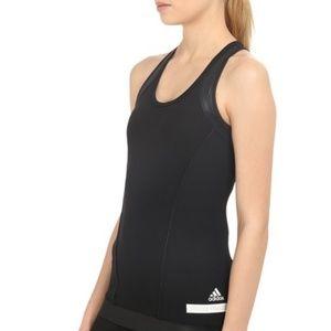 Adidas Stella McCartney black tank top